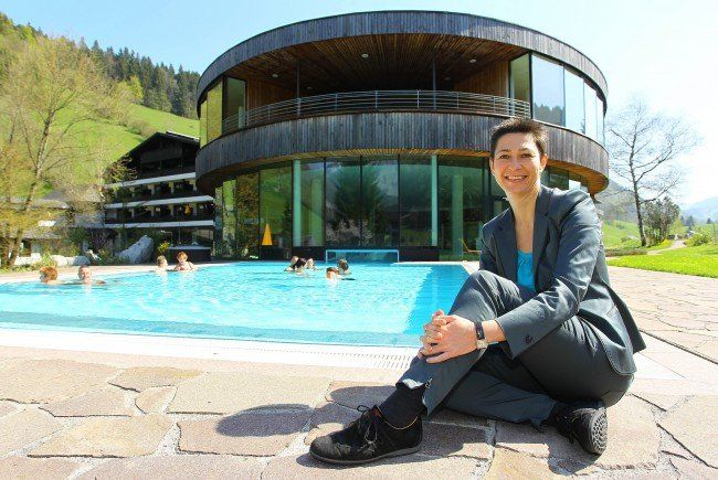 Das Gesundhotel Bad Reuthe wurde in Salzburg ausgezeichnet.
