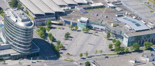 Messepark-Pläne verschwunden: Dornbirn weist Vorwürfe zurück