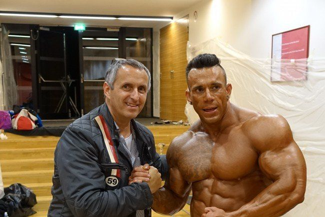 Bodybuilding partnersuche