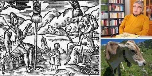 Vorarlberg von 1523 bis 1861: Der Weg zur Milch- und Textilindustrie