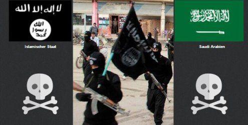 Strafen und Vergehen: So ähnlich handeln der IS und Saudi Arabien