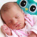 Geburt von Marcia Hollauf am 25. November