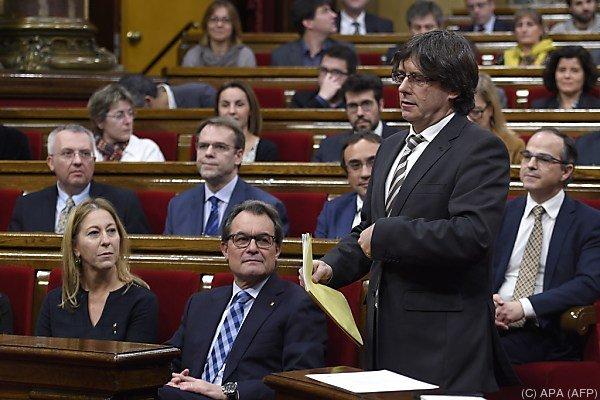 Kataloniens neuer Regierungschef