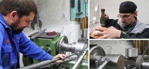 In der Metalldrückerei: Ein Handwerk kämpft gegen das Aussterben