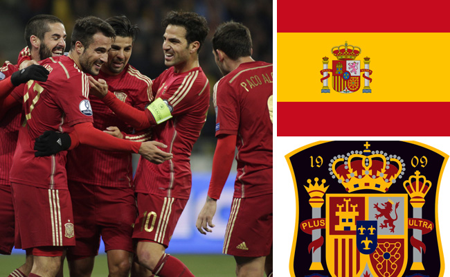 Spanien Nationalmannschaft