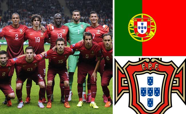 portugal kader em