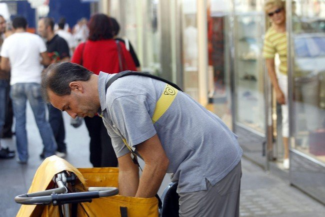 Postler bekamen steuerentlastung mit j nner gehalt for Sap jobs gehalt