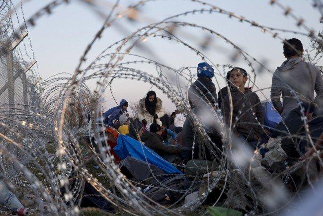 Flüchtlingskrise: Wie sich Europa abschottet.