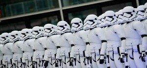 """""""Star Wars"""" spielte zweite Dollar-Milliarde im Eiltempo ein"""