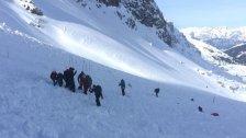 Hohe Lawinengefahr in Vorarlberg und Tirol