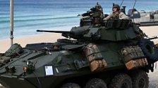Militär: Die Überlegenheit des Westens lässt nach