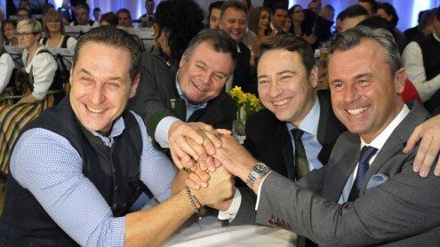 """""""Der politische Rechtsruck in Europa ist die Lösung"""" sagt FPÖ"""