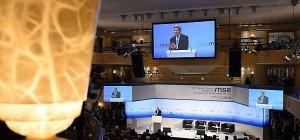 Abschluss der Münchner Sicherheitskonferenz