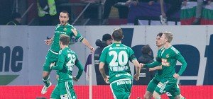 Schnelle Tore brachten Rapid 130. Sieg in Wiener Derby