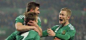ÖFB-Cup: Rapid Wien trifft im Viertelfinale auf Admira Wacker Mödling