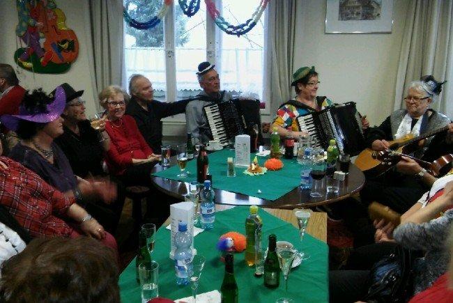 Kehraus im Club 50+ Lustenau