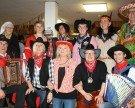 """""""Wild West""""-Flair beim Faschingskränzle im Pflegeheim Jesuheim"""