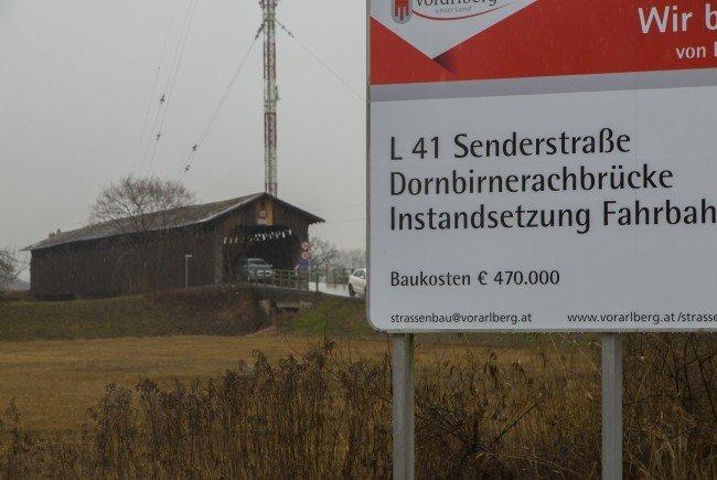 Die Fahrbahn-Sanierung wird 470.000 Euro kosten.