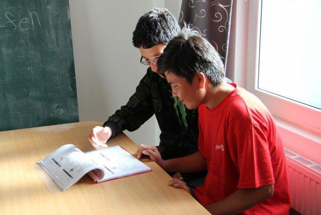 Vieles hängt von der Ausbildung der Asylwerber ab.