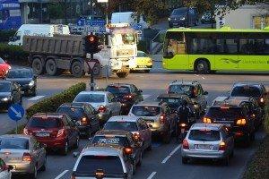 Vorarlbergs Autofahrer fahren im Schnitt 31 Kilometer pro Tag