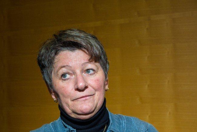 Die Egger Bürgermeisterin Theresia Handler wirft das Handtuch.