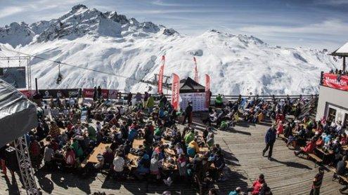 Open Faces 2017 in der Silvretta:Event auf Sonntag verschoben
