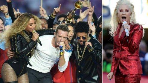 Weltstars für die Halbzeitpause: Lady Gaga & Co. heizen Fans ein