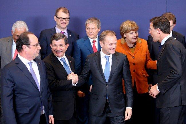 Österreich könnte im Mai zur Aufhebung von Grenzkontrollen gezwungen sein.