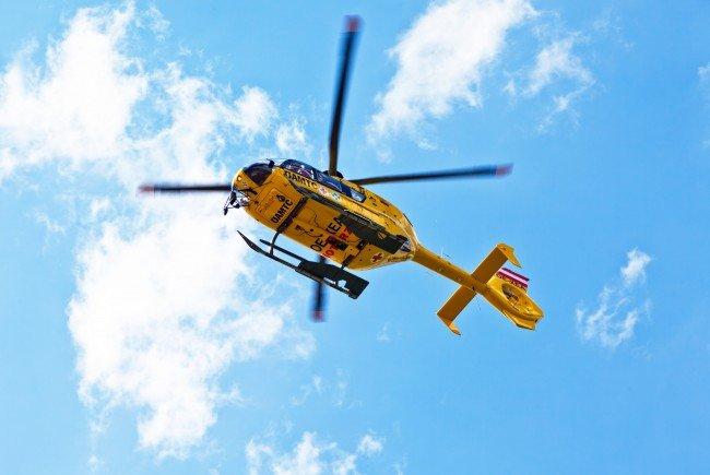 Beide Verletzten wurden ins LKH Feldkirch geflogen.