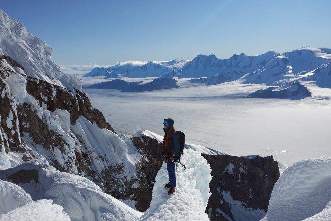 Die Bedingungen in Patagonien sind besonders herausfordernd.
