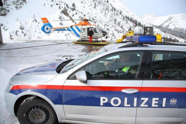 Zwei Tote bei Lawinenabgängen in Lech.