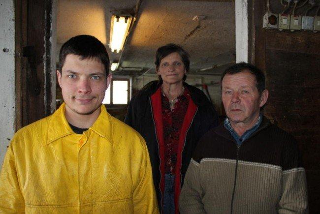 Familie Liepert erhielt die Hiobsbotschaft am Samstag