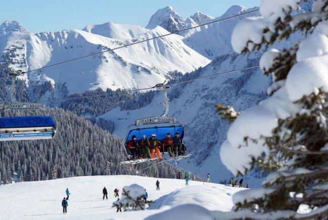 Vorarlberger Seilbahnen rechnen mit drei Prozent weniger Umsatz