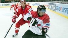 Eishockey: Österreich verpasste WM-Aufstieg