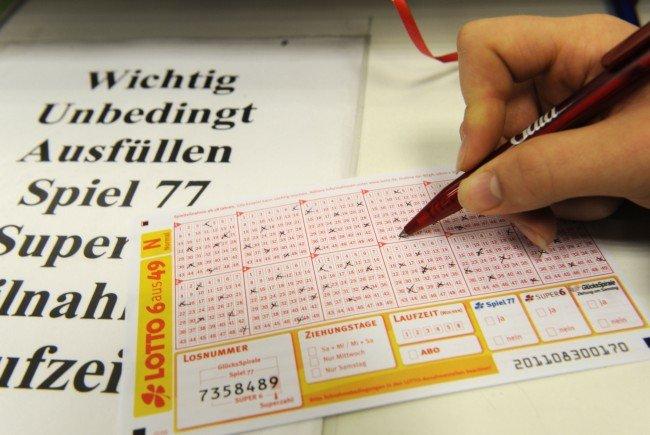 wohin ging der lotto jackpot