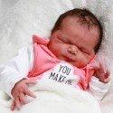Geburt von Felicia Dimitrova am 6. April 2016