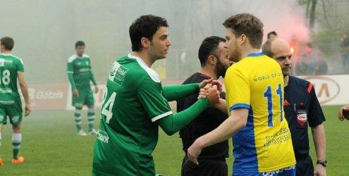 Halbfinale: DSV vs. SW Bregenz