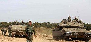 Israel griff Hamas-Stellungen im Gazastreifen an