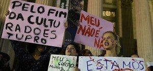 Ermittlungen nach Vergewaltigung in Brasilien auf Hochtouren