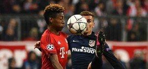 Atletico greift nach 2014 erneut nach Champions-League-Titel