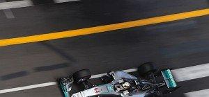 Hamilton siegte in Monte Carlo vor Ricciardo und Perez