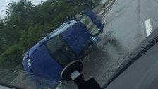 A14: Unfall sorgt für Stau im Feierabendverkehr