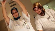 Kopftuchverbot im Job kann zulässig sein
