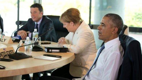 Ukraine-Krise: G7-Staaten drohen Russland mit neuen Sanktionen