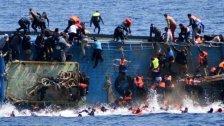 880 Flüchtlinge ertranken allein vergangene Woche