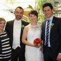 Hochzeit von Nadine Dönz und Markus Rützler