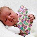 Geburt von Mathilda Hagspiel am 20. Mai 2016