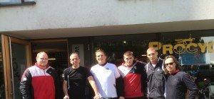 Beste Judokas trainieren in Dornbirn