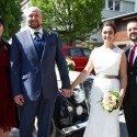 Hochzeit von Bettina Bertsch und Manuel Schlick