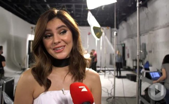 Germany's Next Topmodel: Samtweiche Mrs. Beckham « DiePresse.com